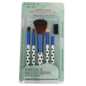 Kit de Pincéis Para Maquiagem Vavola JD-2092