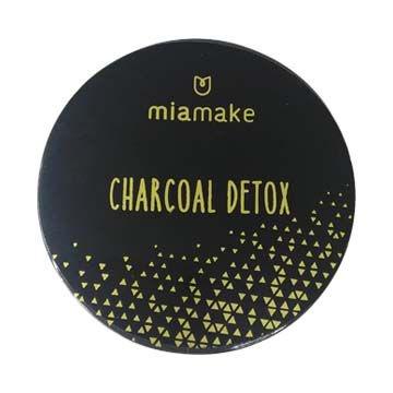 Máscara Esfoliante De Carvão Ativado Charcoal Detox Mia Make 191