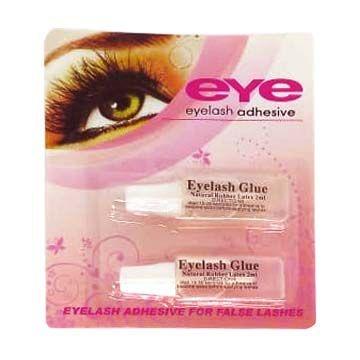 Mini Cola para Cílios Postiços Eye Adhesive Transparente – Box c/ 24 unid