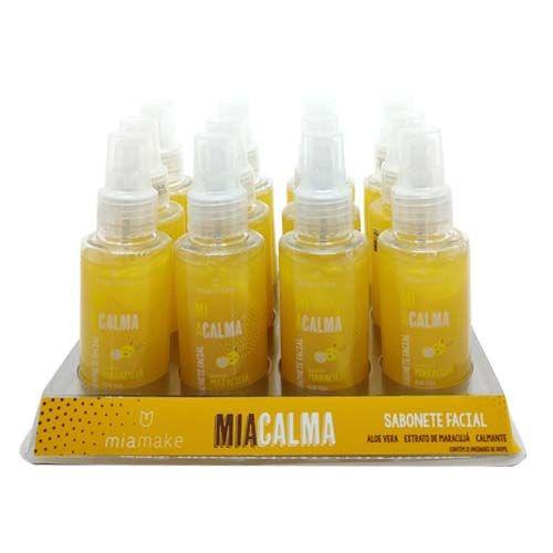 Sabonete Facial Miacalma Mia Make 200 – Box c/ 12 unid