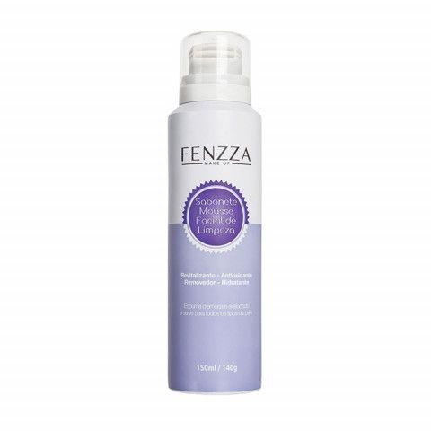 Sabonete Mousse Facial de Limpeza Fenzza Make Up FZ50006