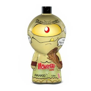 Shampoo Monsters Mania Scott com Extrato de Orquídea