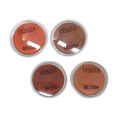 Blush Facial Micronizado Fenzza FZ32007 – Kit c/ 04 unid