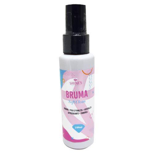 Bruma Facial Soft Clean Shine's BFM01