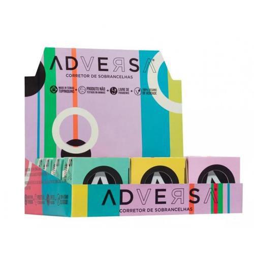 Corretor de Sobrancelhas Adversa AD507 – Box c/ 15 unid