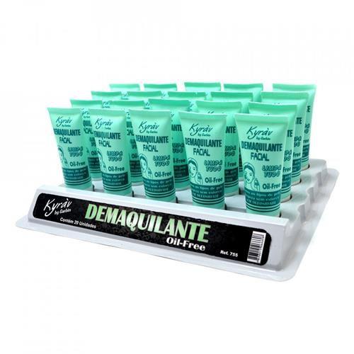 Demaquilante Facial Oil Free Kyrav 755 – Box c/ 20 unid