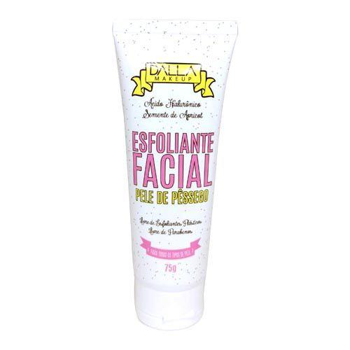 Esfoliante Facial Vegano Pele de Pêssego Dalla DL0826