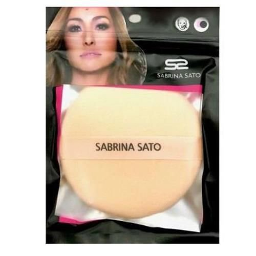 Esponja de Maquiagem para Pó Sabrina Sato SS-217 – Pcte c/ 12 unid