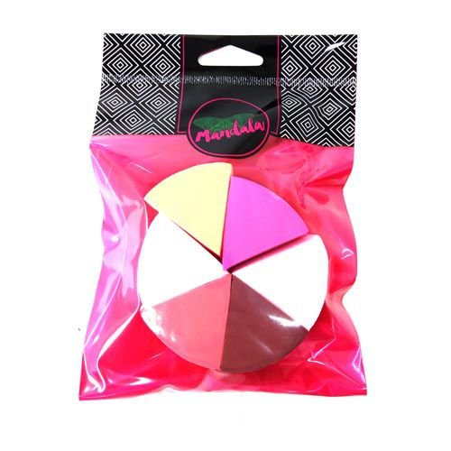Esponja para Maquiagem Mandala JD-2221