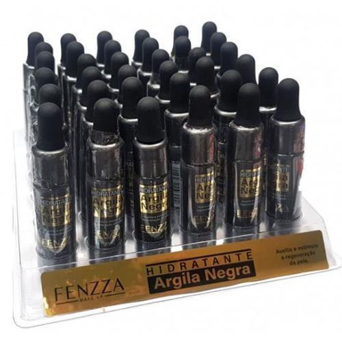 Hidratante Argila Negra Fenzza FZ58001 – Box c/ 36 unid