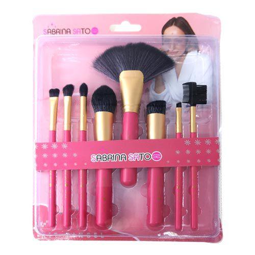 Kit de Pincéis para Maquiagem Sabrina Sato SS-879