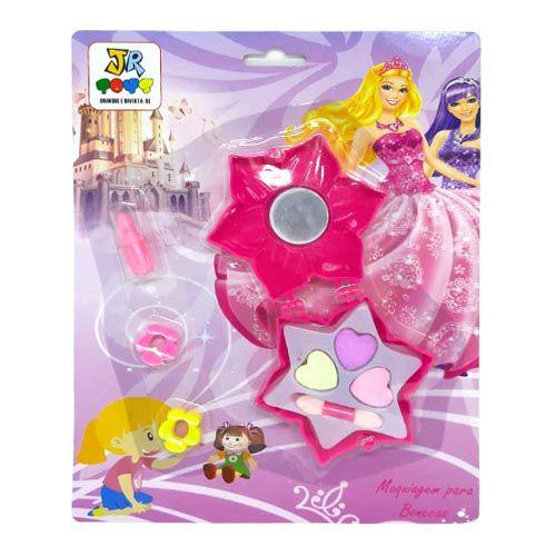 Kit Maquiagem para Boneca JR Toys JR0199