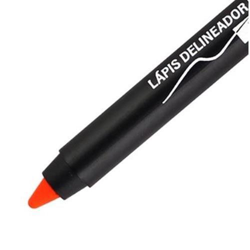 Lápis Delineador para Olhos Laranja Fenzza FZ14008