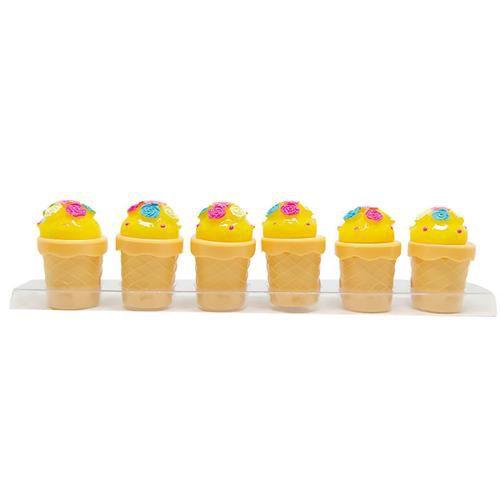 Lip Gloss Cream Sorvete Any Color 1811 – Box c/ 06 unid