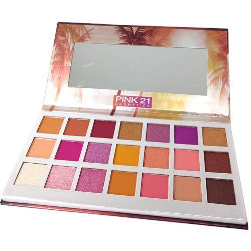 Paleta de Sombras Dance Party Pink 21 Cosmetics CS2326