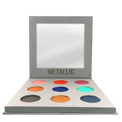 Paleta de Sombras Metallic Premium Collection Bella Femme BF10068