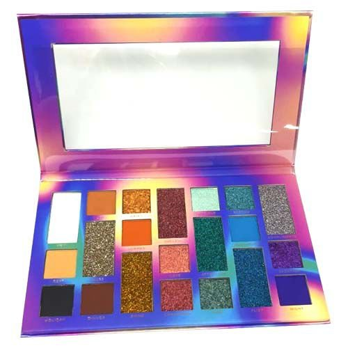 Paleta de Sombras Ready For Ruby Rose HB-1059