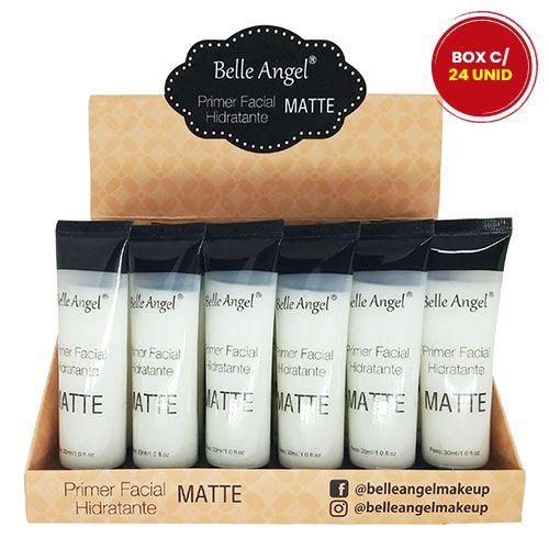 Primer Facial Hidratante Matte Belle Angel B032 - Box c/ 24 unid