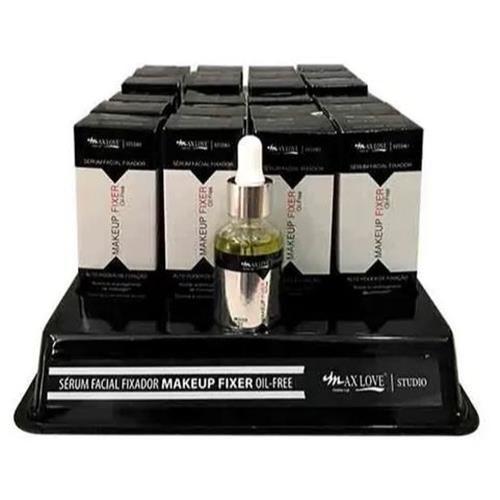 Sérum Facial Fixador Oil-Free Makeup Fixer Max Love – Box c/ 24 unid