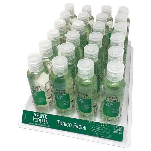 Tônico Facial Super Poderes TFSP01 – Box c/ 24 unid