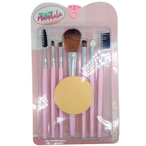 Kit de Pincéis para Maquiagem Mandala PM-036