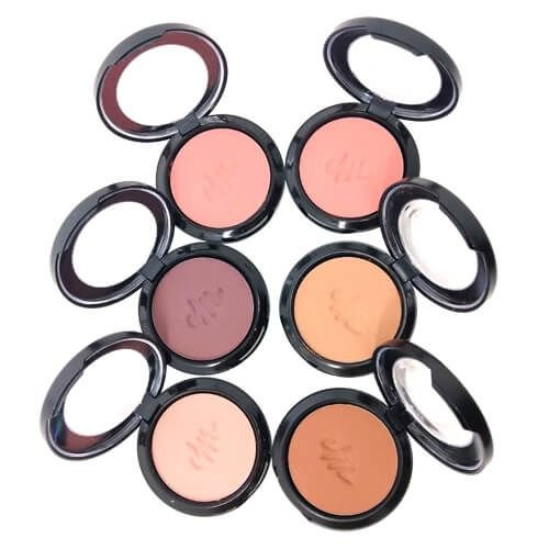 Blush Matte Max Love Cor 19 ao 24 – Kit c/ 06 unid