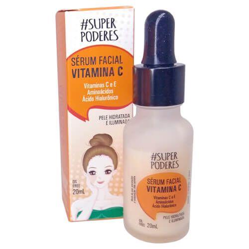 Sérum Facial Vitamina C Super Poderes SVSP01