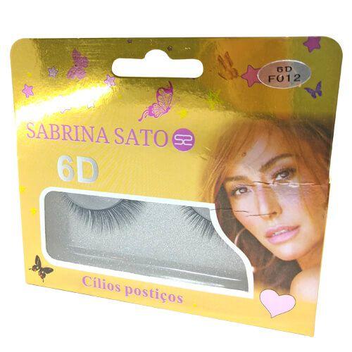 Cílios Postiços 6D-F012 Sabrina Sato SS-802