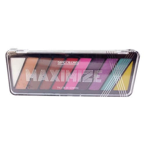 Paleta de Sombras Maximize SP Colors SP182