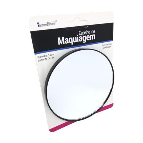 Espelho de Aumento com Ventosa Interponte HJ64519