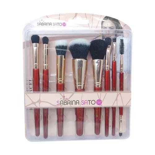Kit de Pincéis para Maquiagem Sabrina Sato SS-147