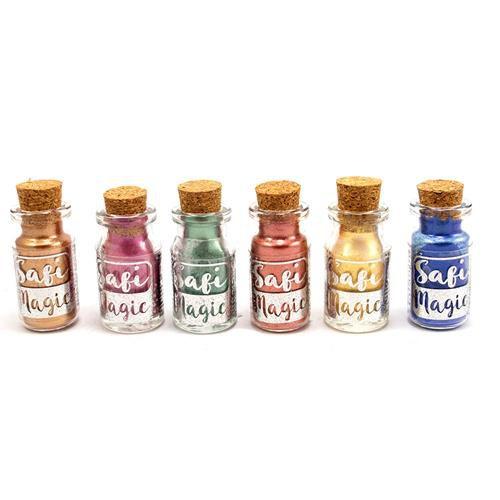 Glitter Safi Magic Safira – Kit c/ 06 unid