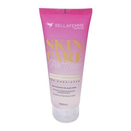 Sabonete Pós Maquiagem Soft Skin Bella Femme SS80012