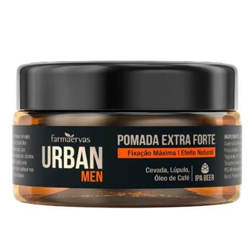 Pomada Extra Forte Urban Men IPA Farmaervas