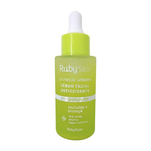 Sérum Facial Antioxidante Proteção Urbana Ruby Skin Ruby Rose HB-415
