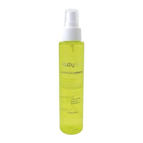 Bruma Facial Hidratante Proteção Urbana Ruby Skin Ruby Rose HB-336