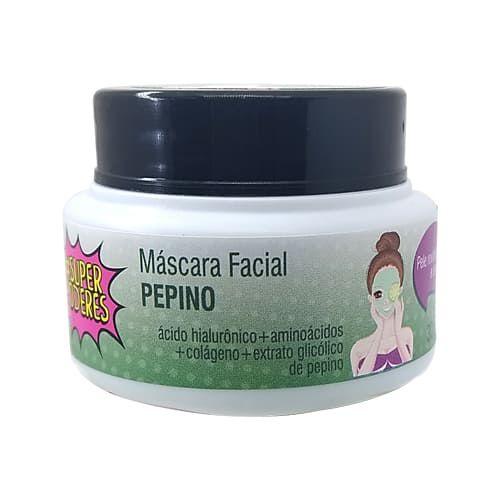 Máscara Facial Pepino Super Poderes PEISP01