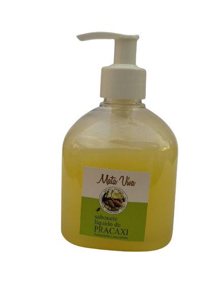 Sabonete Líquido de Pracaxi - 350 ml