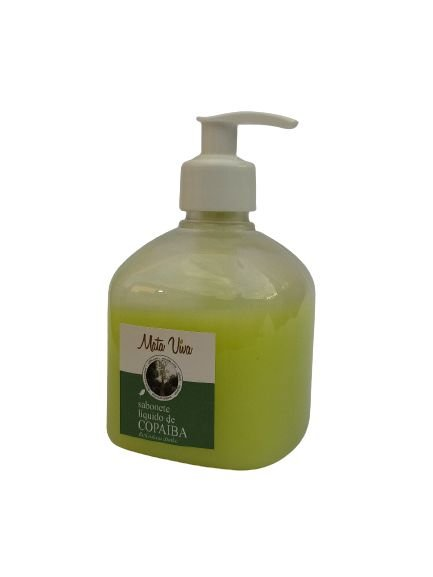 Sabonete Líquido de Copaíba - 350 ml