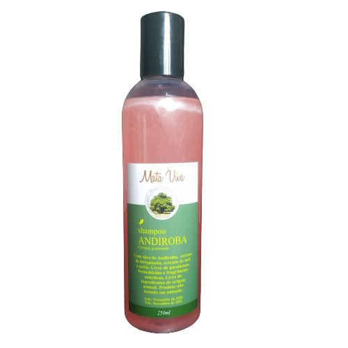Shampoo de Andiroba (250 ml)