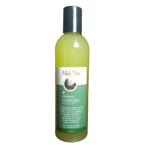 Shampoo de Copaíba (250 ml)
