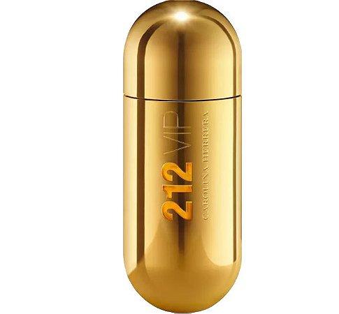 Perfume 212 Vip Feminino Carolina Herrera 80ml Eau de Parfum
