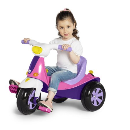 Triciclo Velotri Calesita 1024 Rosa
