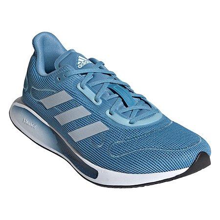 Tênis Adidas Galaxar Run Feminino Azul