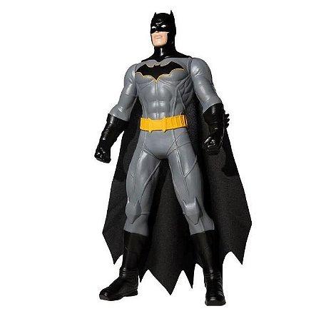 Boneco Batman 40cm Rosita Brinquedos