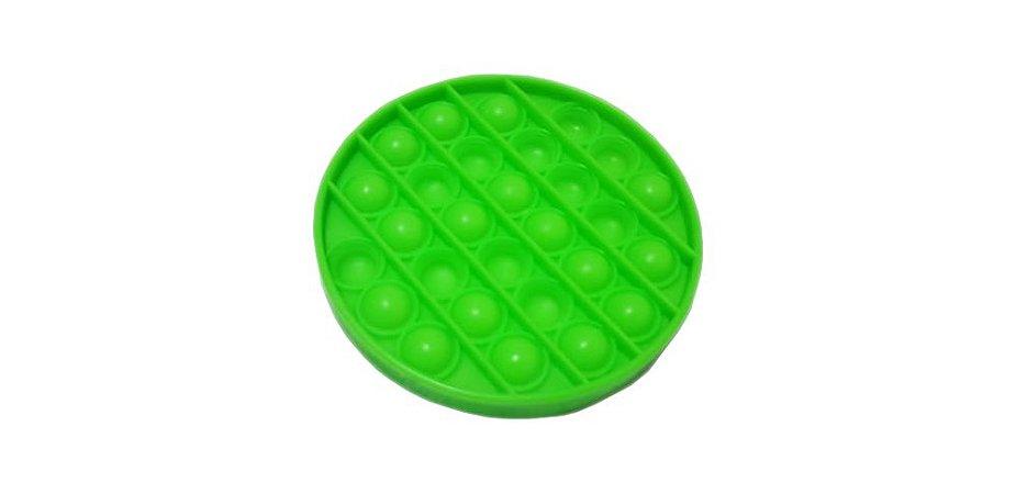Fura Bolha Aperta Pop Clássico Verde Antistress Toyng