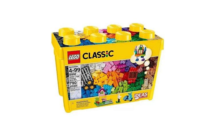 Lego Classic Caixa Grande De Peças Criativas 790 Peças