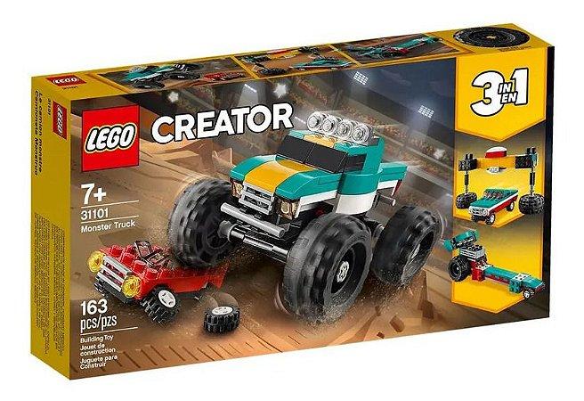Lego Creator Caminhão Gigante - 4111