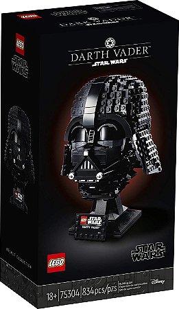 Lego Star Wars Capacete de Darth Vader 834 Peças 75304