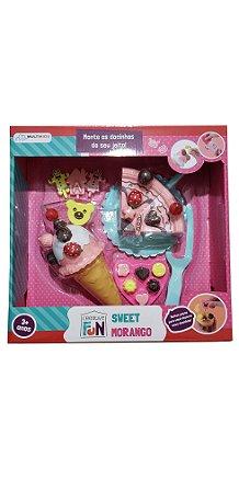 Creative Fun Sweet Morango Multikids BR1231